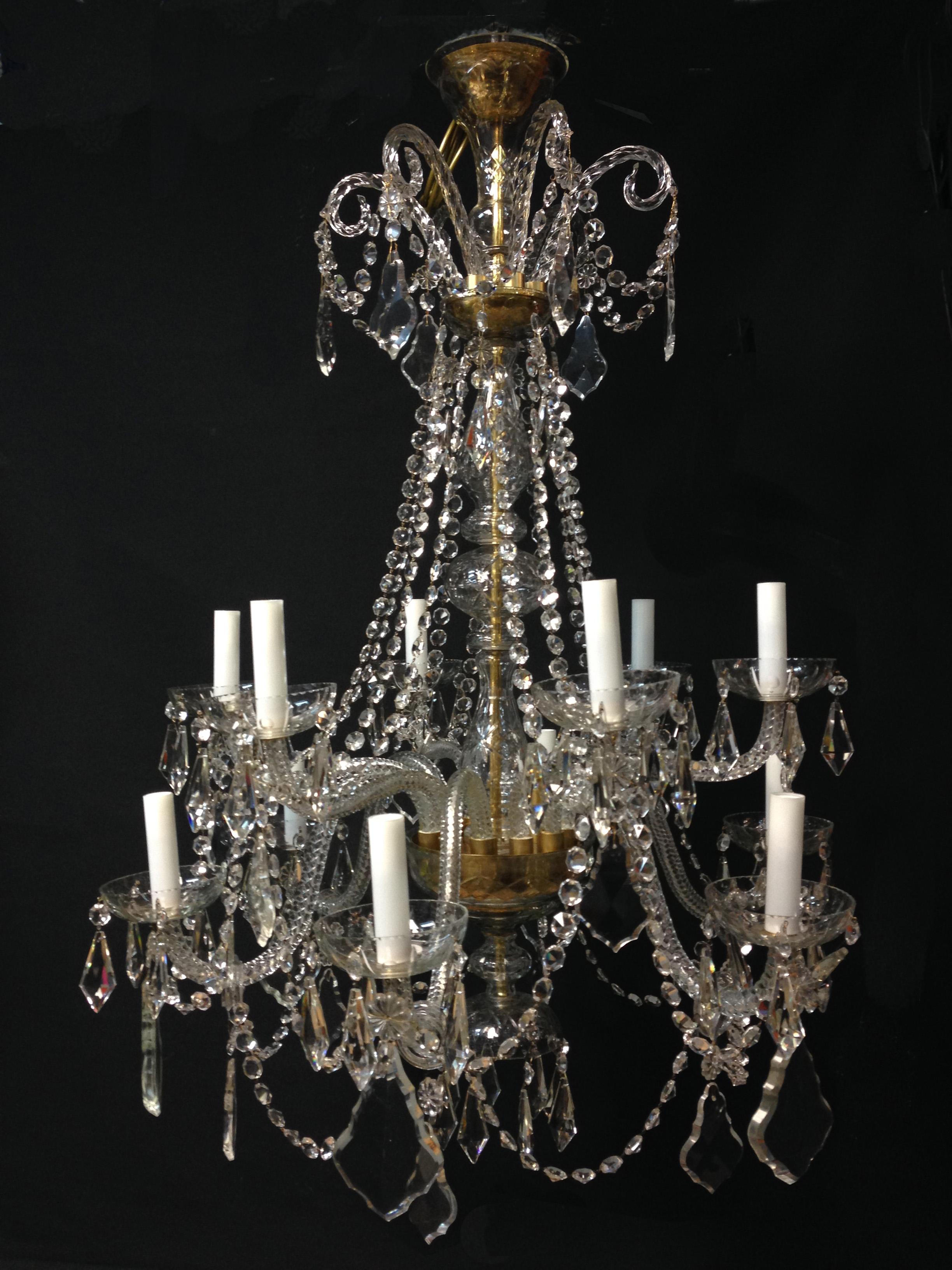 Fabricacion y venta de lamparas restauracion de lamparas - Lamparas de cristal antiguas ...